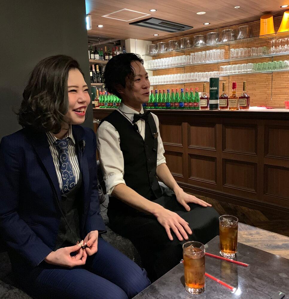 渋谷駅前店にいた中嶋さんと鈴木さんに聞いてみましょう