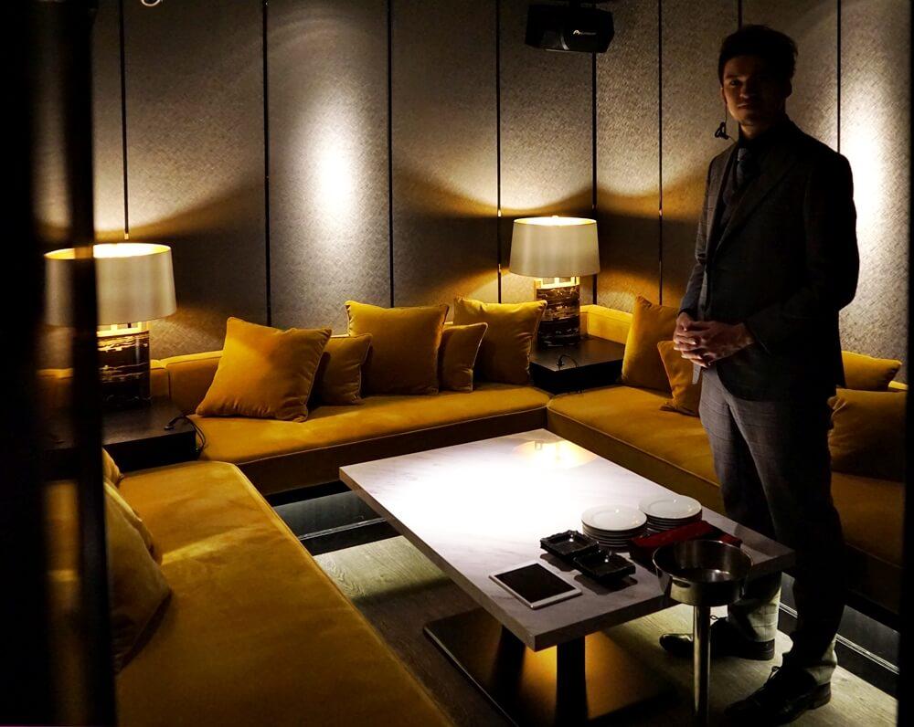 3万円の完全個室VIPルーム